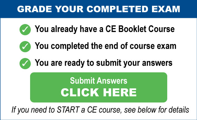 If you already completed your exam and need to grade it, Click Here!