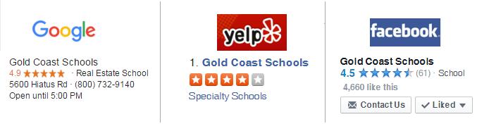 Gold Coast Reviews