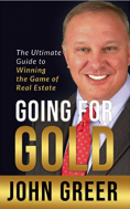 Front cover of Going For Gold book